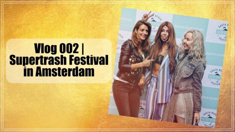 Supertrash festival in amsterdam