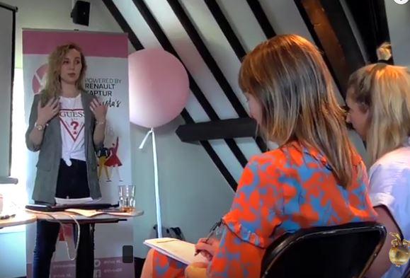 presentatie en workshops