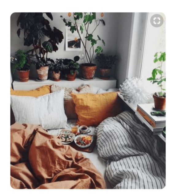 Cosy home inspiration