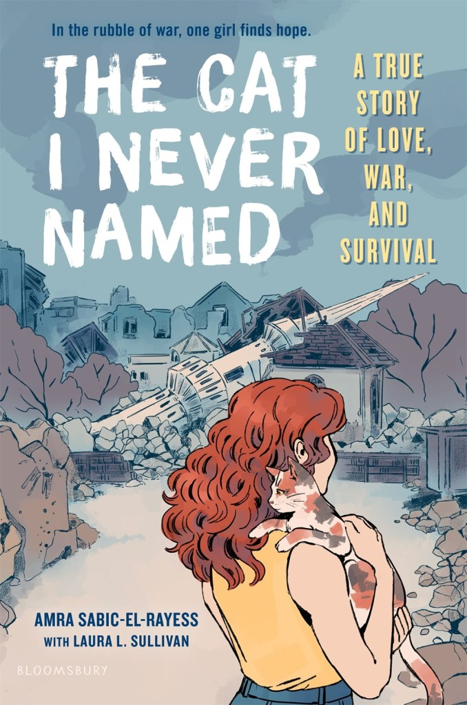Book Review: The Cat I Never Named