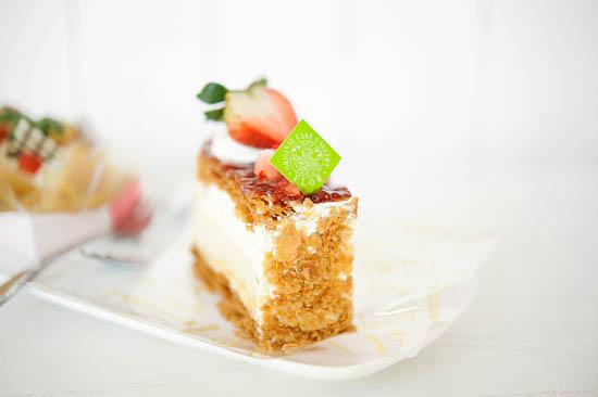 Napoleon Cake Mille feuille