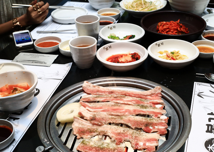 Bornga Korean BBQ