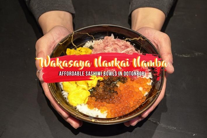 Wakasaya Nankai Namba