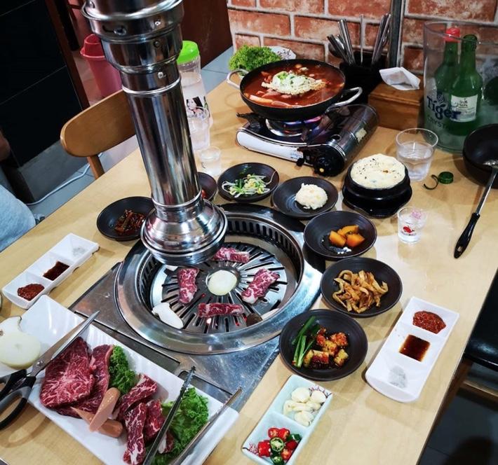 2D1N SOJU BANG KOREAN BBQ
