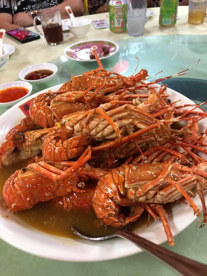 Kian Seng Seafood Restaurant