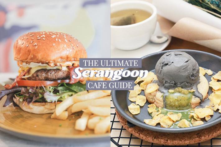 Serangoon Cafe Guide Cover