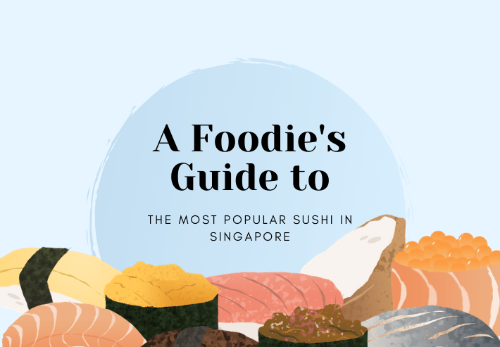 A Foodie's Guide to Sushi cover