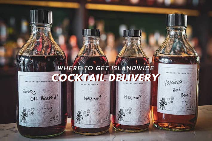 Islandwide Cocktail Delivery Cover Photo