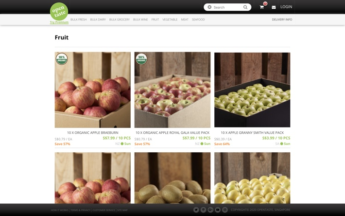 OPEN TASTE SINGAPORE FRUITS PAGE