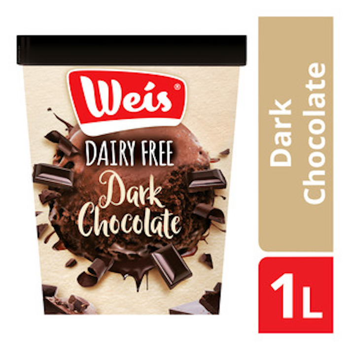 Wei's Dairy Free Dark Chocolate