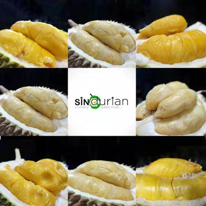 Sin Durian from FB