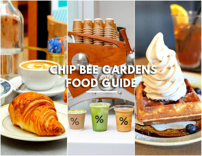 Chip Bee Gardens Food