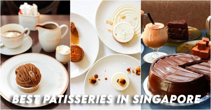 Best Patisseries Singapore