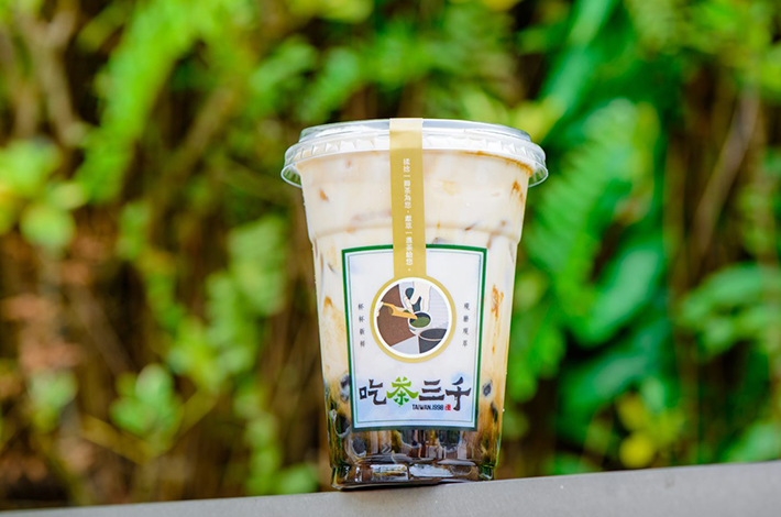 CHICHA San Chen Bubble Tea