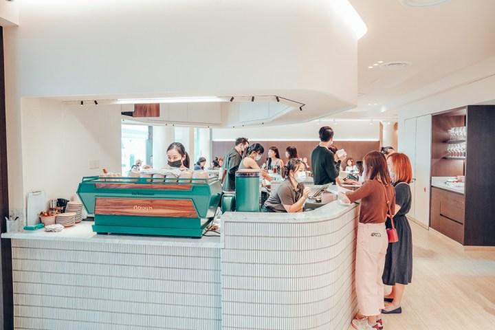 Dough Cafe Interior