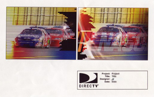 Nascar Hotpass Promo Transitions Boards