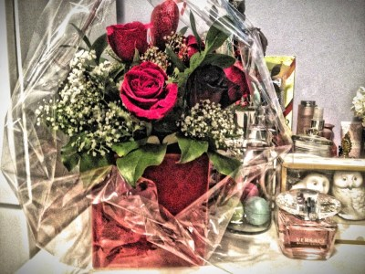 simply HDR roses