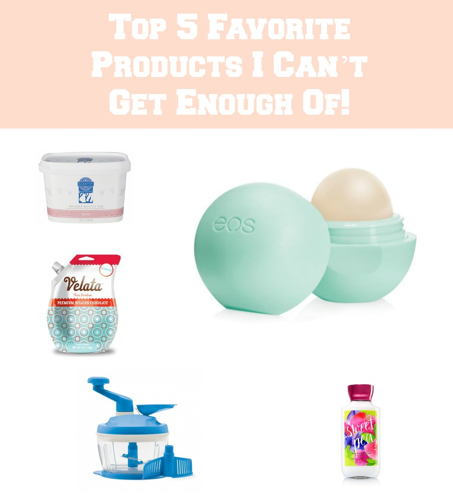 Lady Marielle: Top 5 Favorite Products I Can't Get Enough Of!