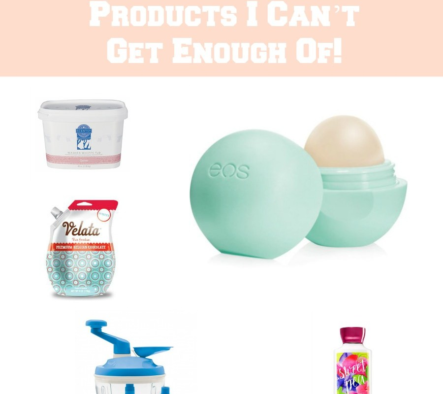 Top 5 Favorite Products I Can't Get Enough Of!