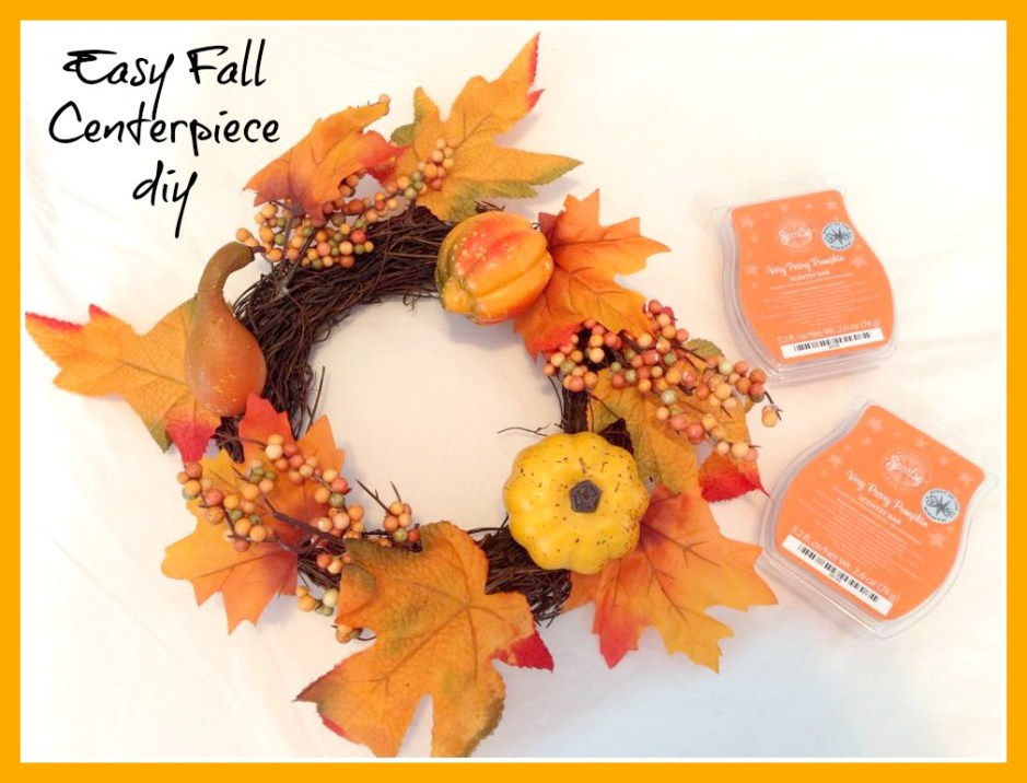 Grateful Harvest And Easy Fall Centerpiece DIY