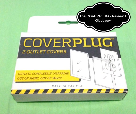 The COVERPLUG - Review And Giveaway