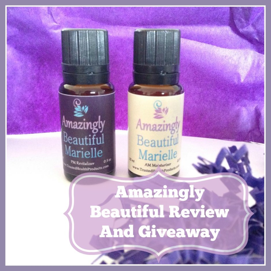Amazingly Beautiful Review And Giveaway