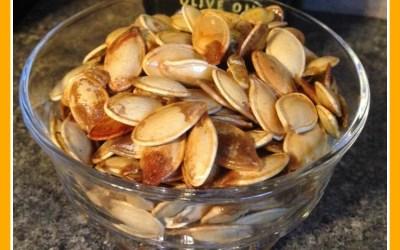 Easy Pumpkin Seed Recipe