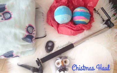 Lady Marielle's Christmas Haul