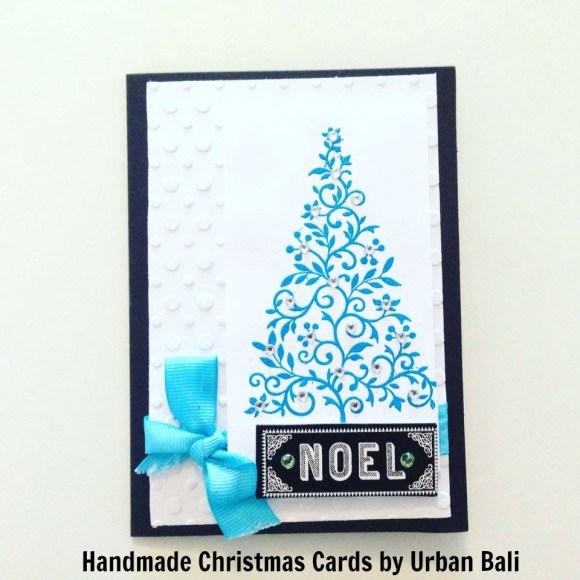 Handmade Christmas Cards by UrbanBali