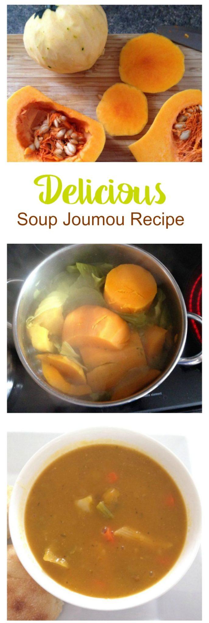 Delicious Soup Joumou Recipe