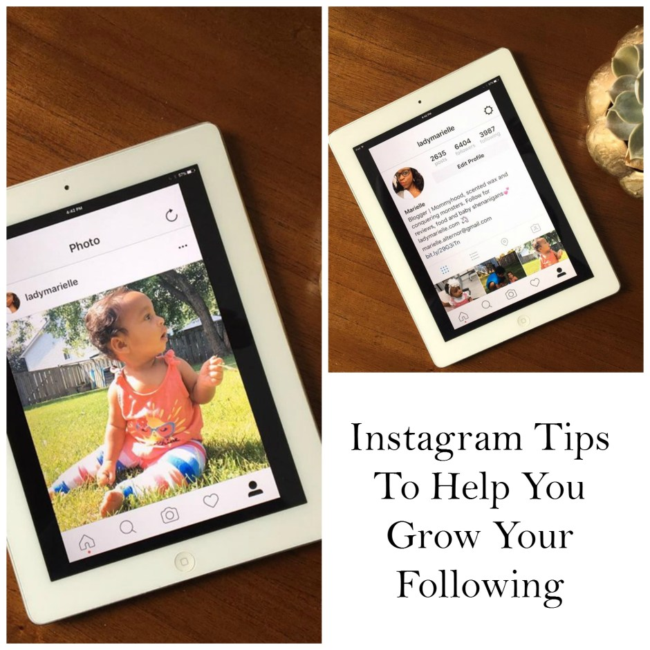 Instagram Tips To Help You Grow Your Following