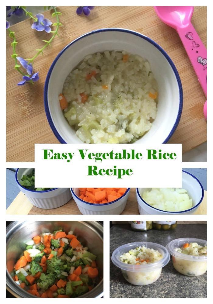 Baby food recipes easy vegetable rice recipe forumfinder Gallery