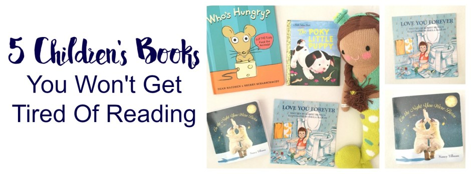 5 Children's Books You Won't Get Tired Of Reading