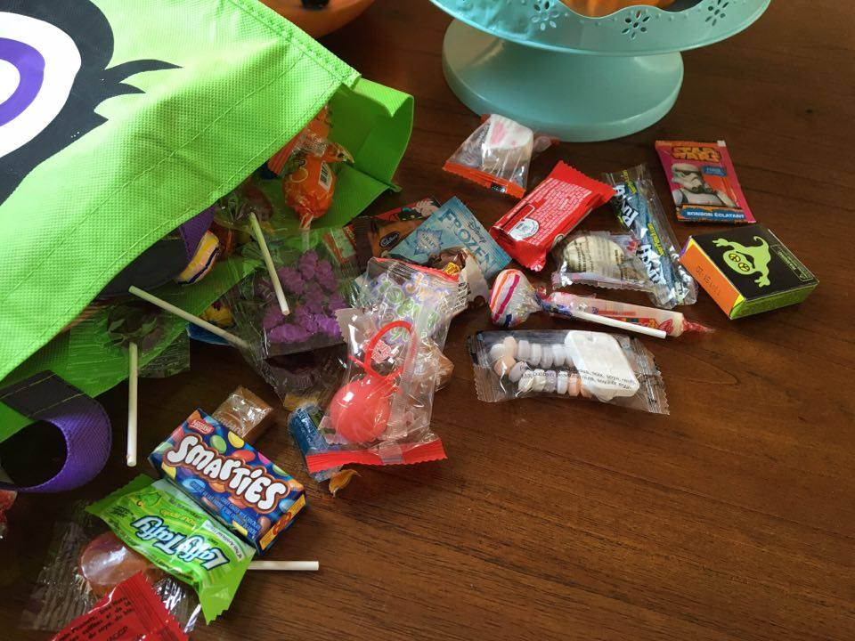 Growing up Haitian Trick-or-treating