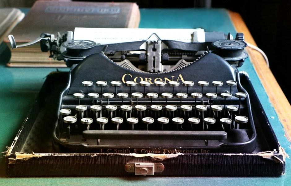 How to keep writing when you are stuck.
