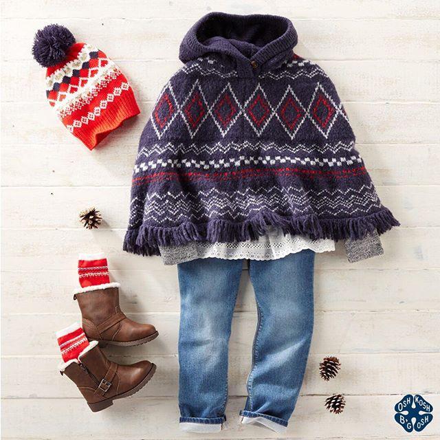 OshKosh B'Gosh Holiday Outfits + Giveaway
