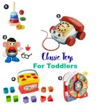 Ultimate Holiday Gift Guide: Classic Toys For Toddlers