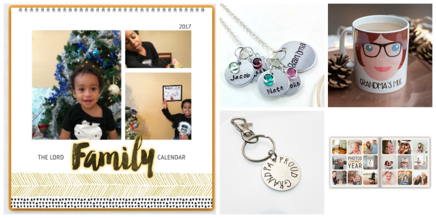 5 Personalized Gift Ideas For Your Favorite Grandparents