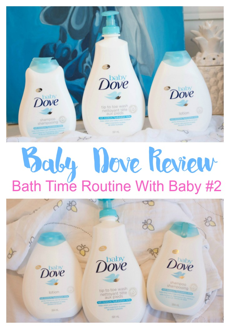 Things I Worried About This Time Around – Bath Time Routine With Baby #2