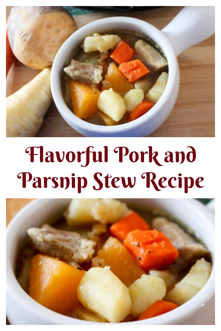 Flavorful Pork and Parsnip Stew Recipe