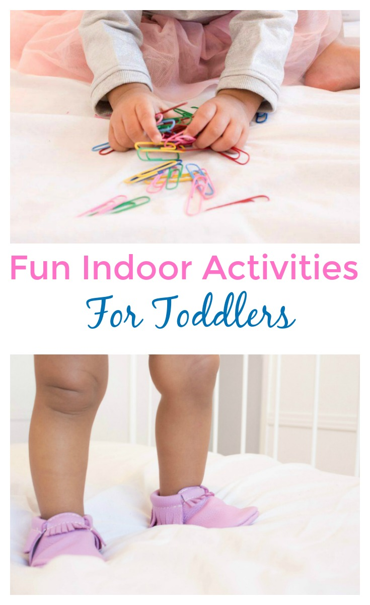 Fun Indoor Activities For Toddlers & Freshly Picked Review