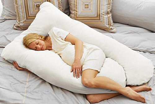 Maternity Pillow – The Secret to a Comfortable Pregnancy