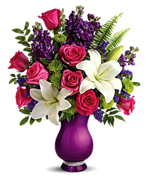 Honor Mom With a Handmade Teleflora Bouquet + $75 Gift Code to Teleflora
