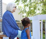 The Importance of Grandparents in Our Family: Grandma With the White Hair