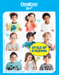 OshKosh B'Gosh Back to School Giveaway