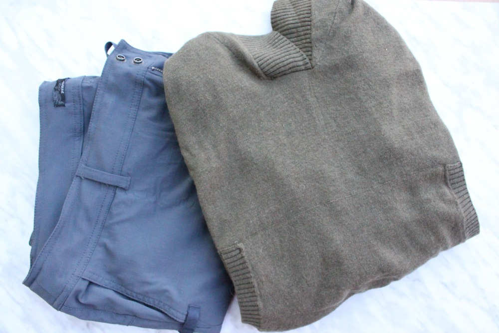 Stop Sweating The Small Stuff + prAna Sustainable Fall Fashion Items