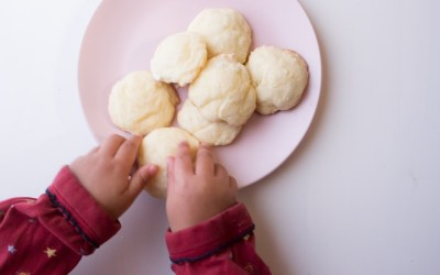 Baking With Kids | Simple Sugar Cookie Recipe