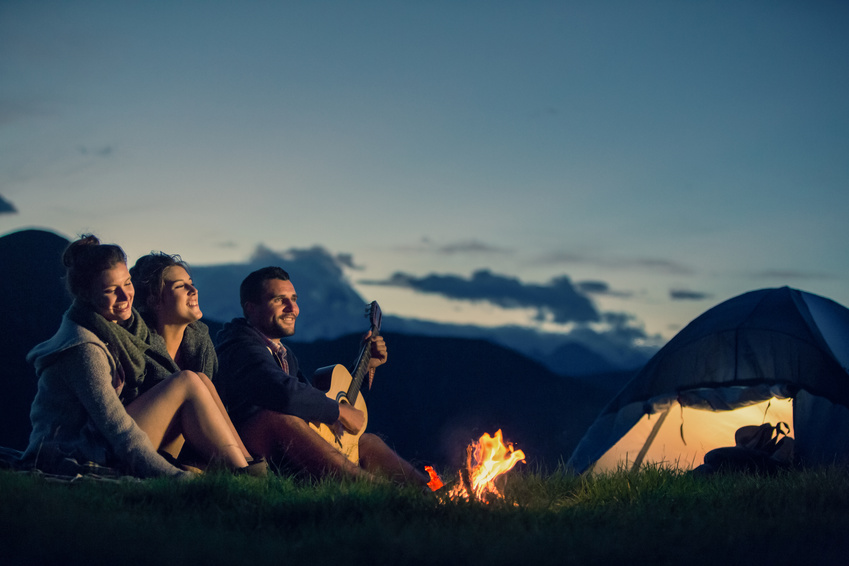 Parents' Guide To Planning The Best Graduation Party Campout