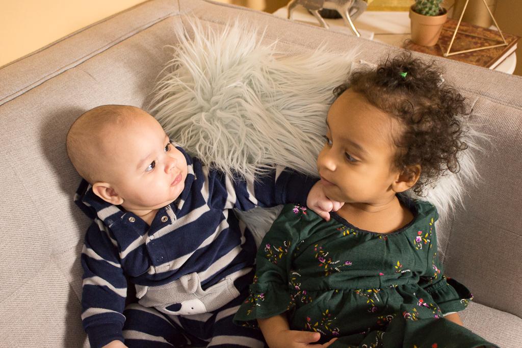 Grateful Sunday: Surprise Visit From My Nephew
