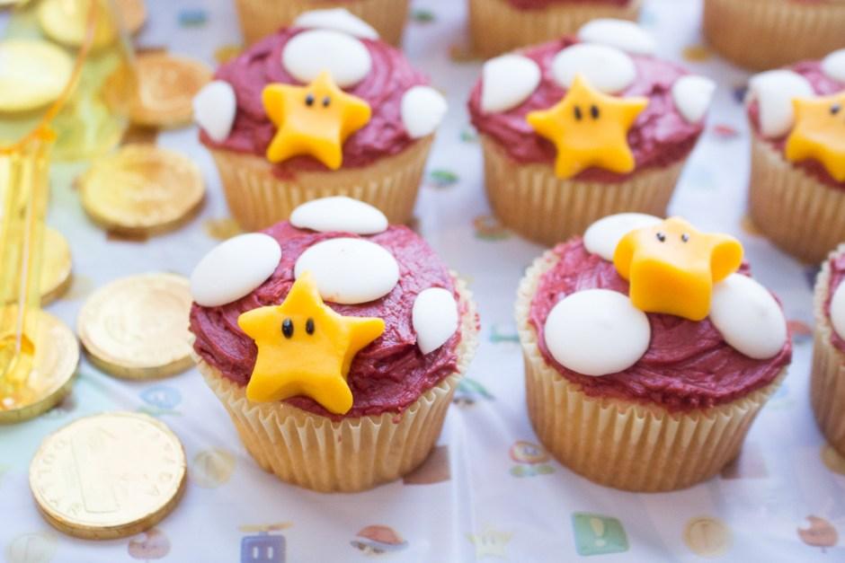 Epic Super Mario Cupcakes   Let the games begin!